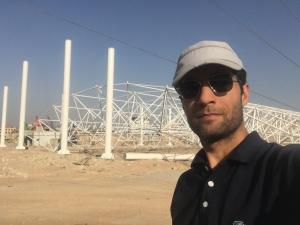 سازه فضاکار عراق